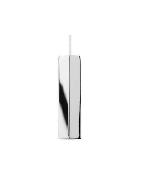 Croydex Cube Chrome Plated Light Pull