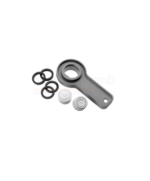Croydex 2Ltr Spray Nozzle Flow Limiter And Spanner Pack