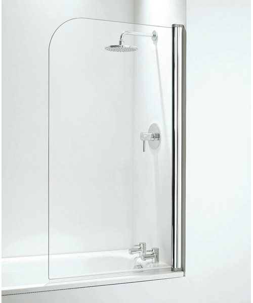 Croydex Rigid Tube Bath Screen Seal Kit 1000mm