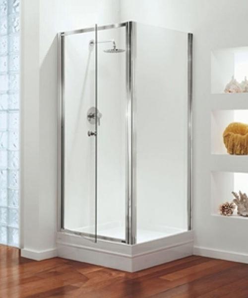 Croydex Universal Shower Door Seal Kit 1000mm Length