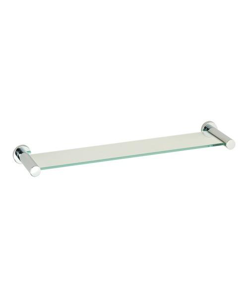 Roper Rhodes Minima Toughened Clear Glass Shelf