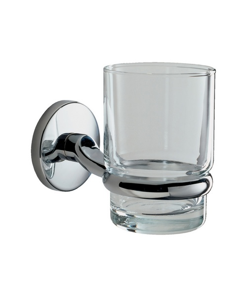 Roper Rhodes Lincoln Glass Tumbler And Holder