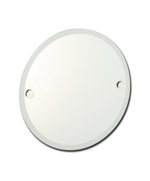 Roper Rhodes Lincoln Round Mirror With Frosted Edge