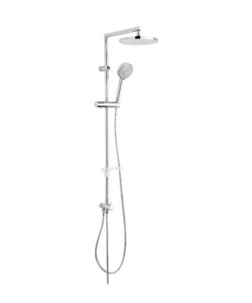 Tre Mercati Poppy Shower Pole With Multi Mode Shower Handset