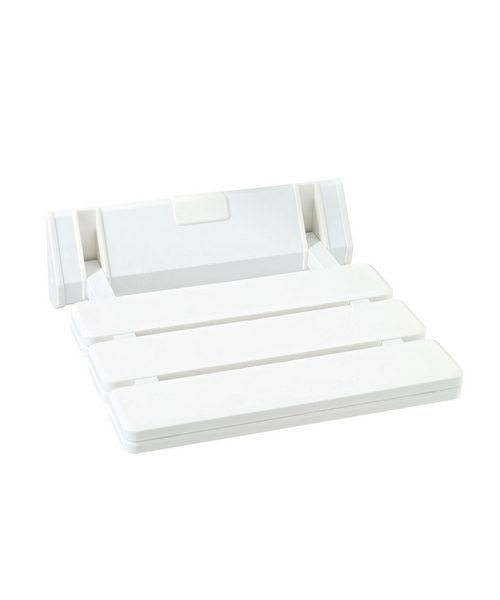 Phoenix luxury Shower Seat White