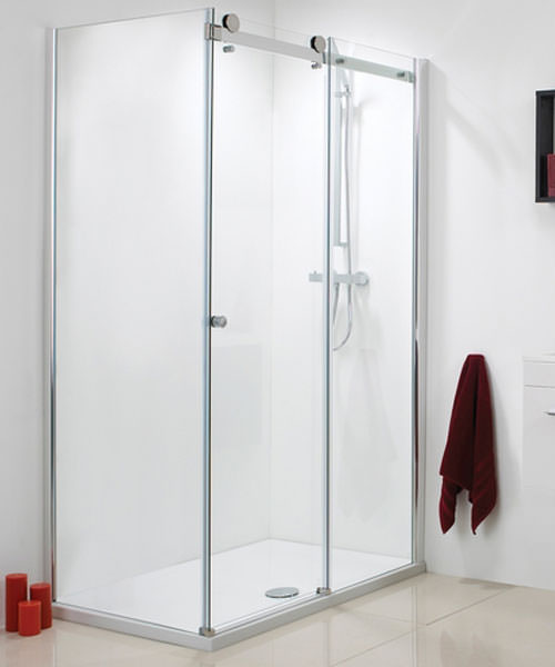 Phoenix 8mm Frameless Sliding Enclosure Side Panel 760 x 1950mm