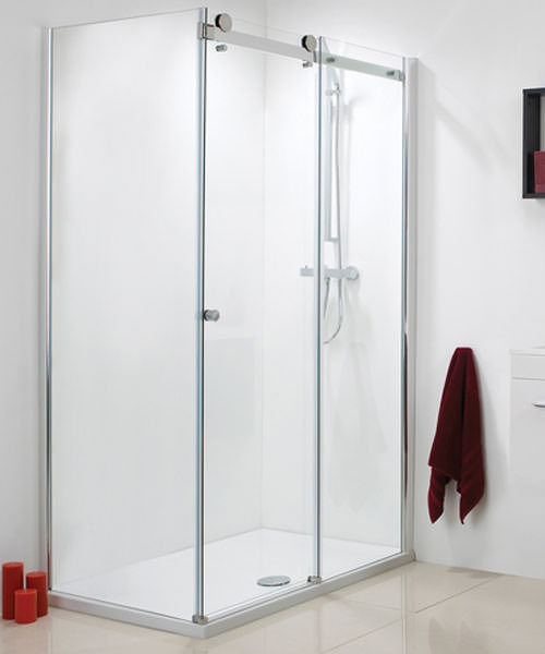 Phoenix 8mm Frameless Sliding Enclosure Side Panel 800 x 1950mm