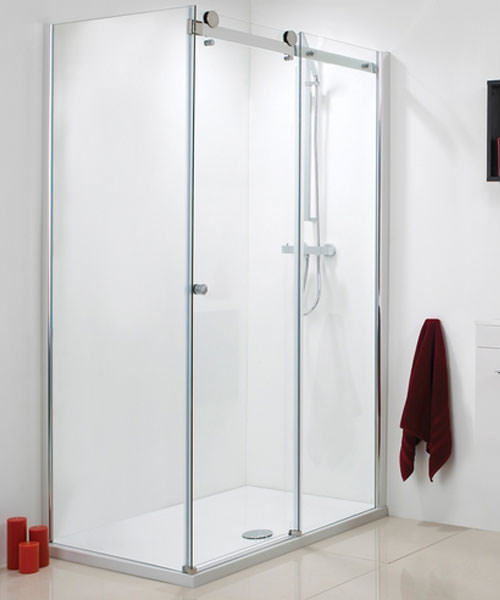 Phoenix 8mm Frameless Sliding Enclosure Side Panel 900 x 1950mm