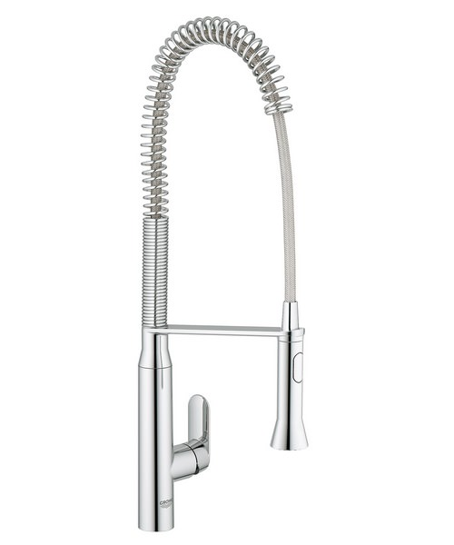 Grohe K7 Professional Kitchen Sink Mixer Tap
