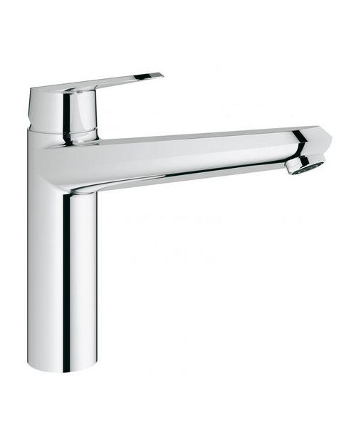 Grohe Eurodisc Low Spout Cosmopolitan Sink Mixer Tap Chrome