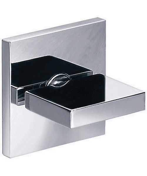 Pura Bloque Wall Mounted Concealed 4 Way Diverter Valve With 3 Outlets