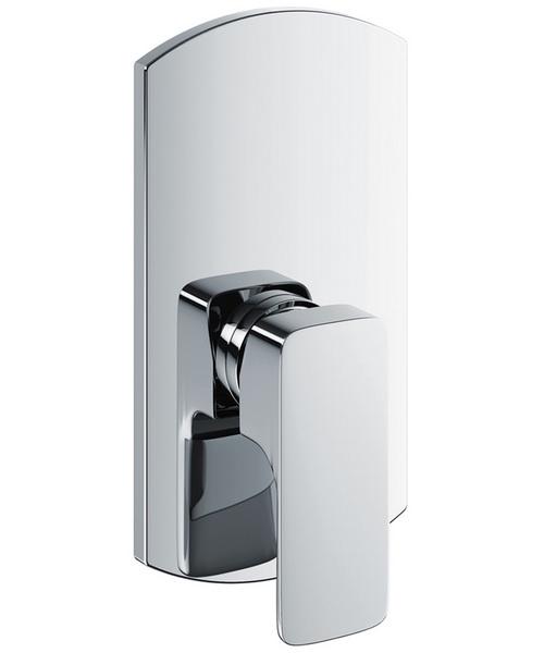 Pura Flite Manual Concealed Shower Valve