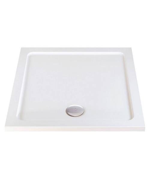 Phoenix Low Profile Square Shower Tray 760mm x 760mm