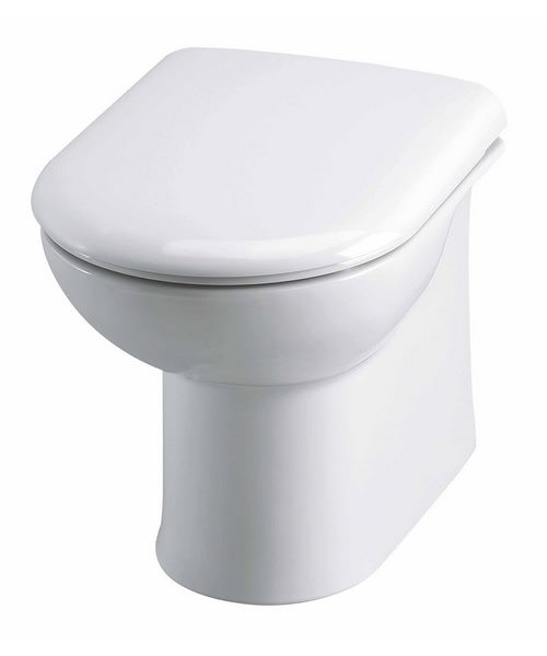 Lauren Linton Back-To-Wall WC Pan 525mm And Seat
