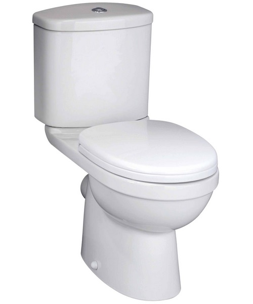 Lauren Ivo Close Coupled WC Set 630mm