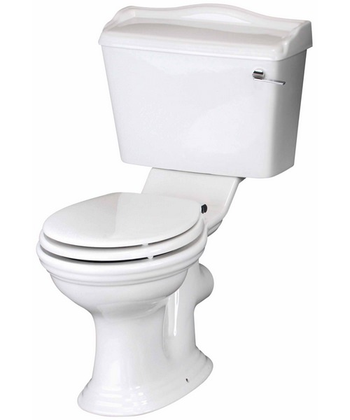 Premier Ryther Close Coupled WC Set 725mm