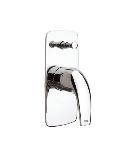Roca Frontalis Bath Shower Mixer Valve With Automatic Diverter