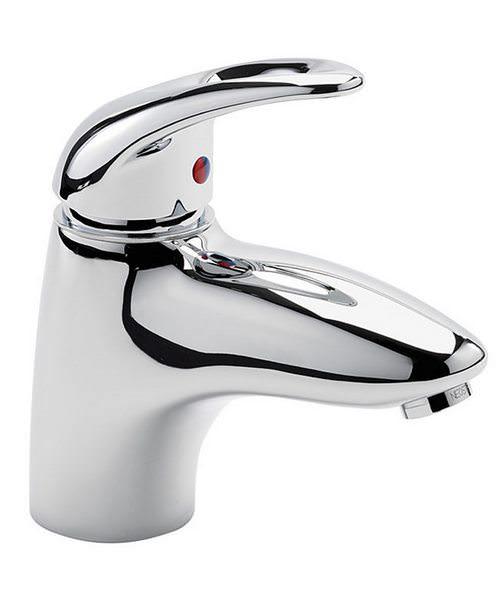 Tre Mercati Latina Chrome Mono Bath Filler Tap