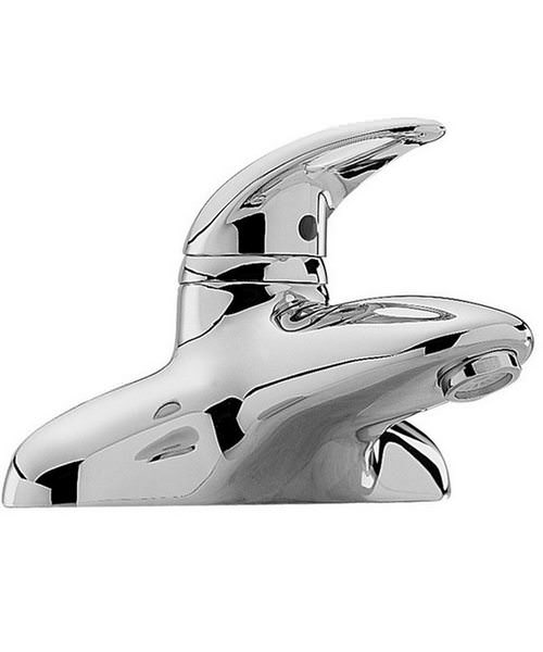 Tre Mercati Latina Deck Mounted Bath Filler Tap Chrome