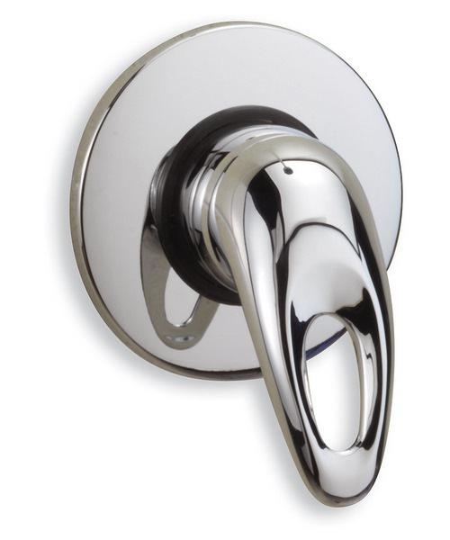 Tre Mercati Latina Exposed Concealed Manual Shower Valve Chrome