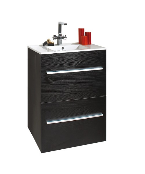 Phoenix Zola Floor Standing Vanity Unit And Basin 840 x 750mm