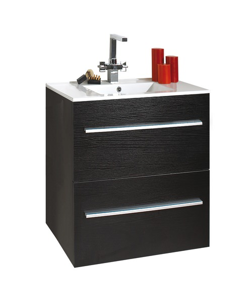 Phoenix Zola Floor Standing Vanity Unit And Basin 840 x 900mm