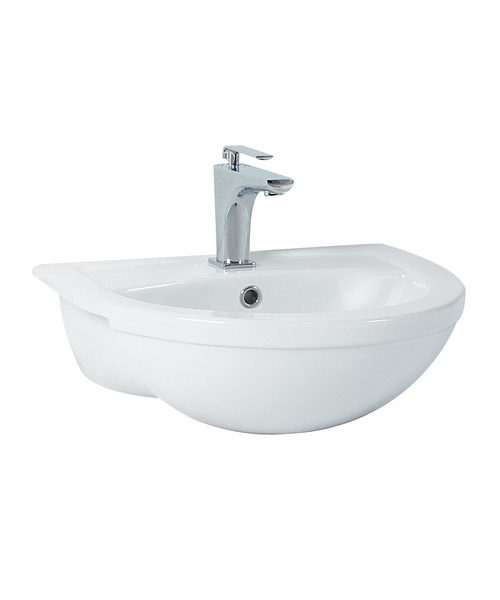 Phoenix Emma Counter Top Basin 520mm
