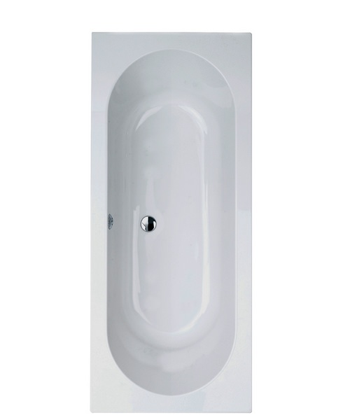 Phoenix Florence Double Ended Bath 1800 x 800mm