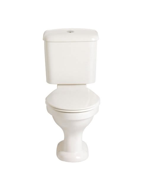 Heritage Belmonte Close Coupled WC And Cistern