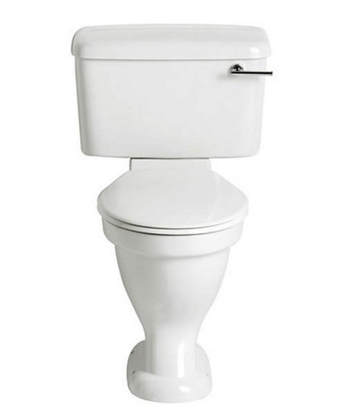 Heritage Belmonte Comfort Height WC And Landscape Cistern