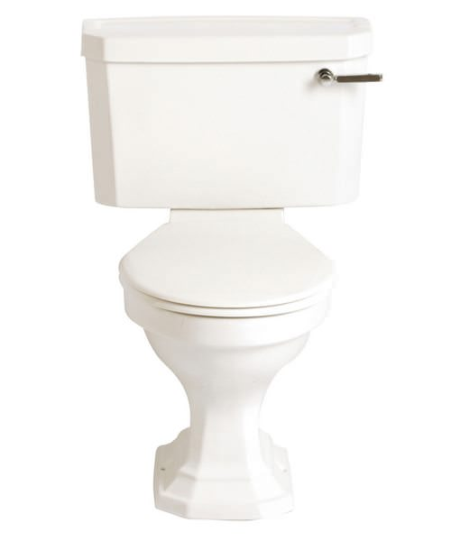 Heritage Granley Deco Close Coupled WC And Cistern