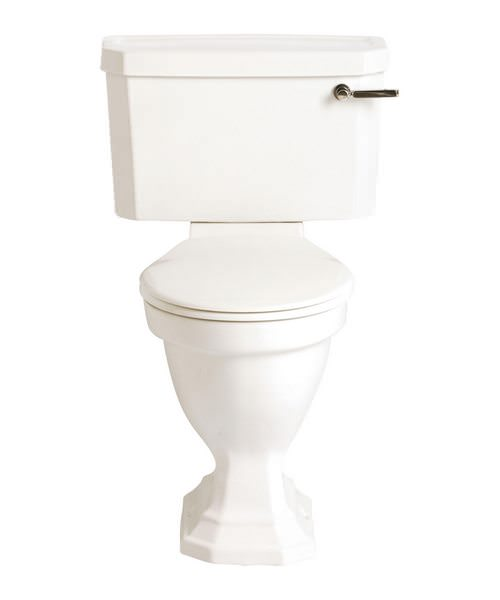 Heritage granley deco comfort height wc and cistern - Kleur wc deco ...