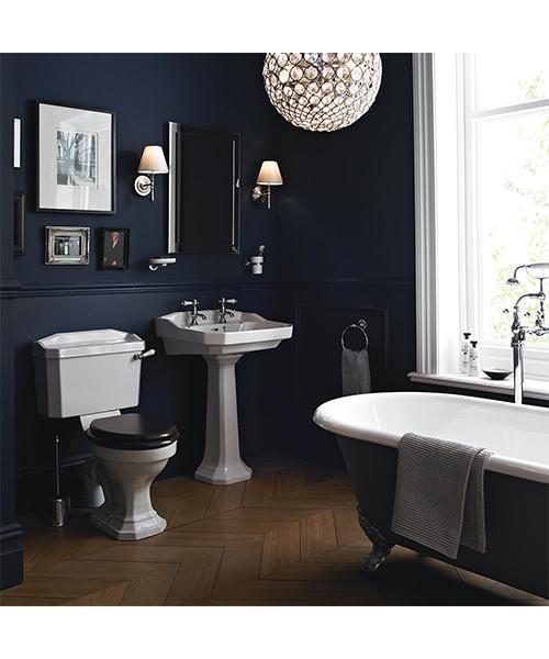 Heritage Granley Traditional Bathroom Suite - 1