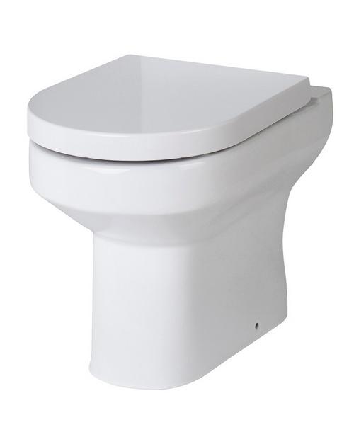 Lauren Harmony Back-To-Wall WC Pan 510mm