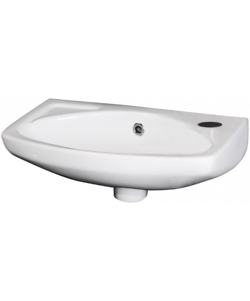 Nuie Premier Brisbane 450 x 280mm Wall Hung Basin