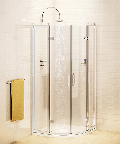 Burlington Quadrant Shower Enclosure 800 x 800mm
