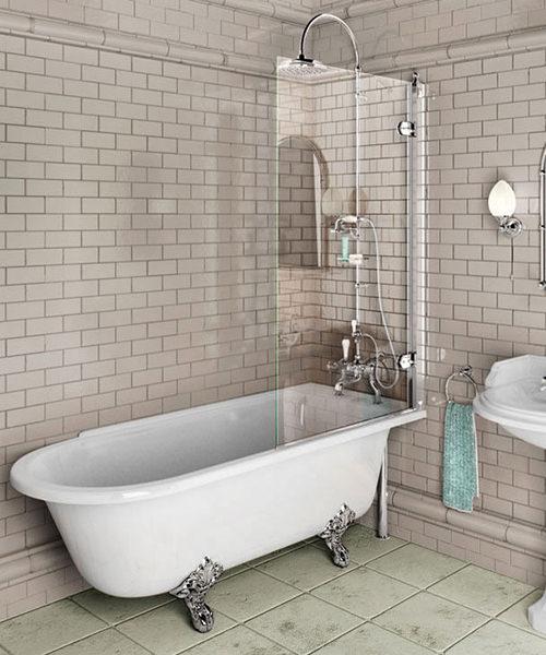 Burlington Shower Bath Screen