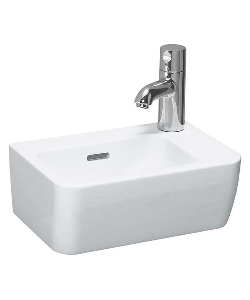 Laufen Pro A 360 x 250mm Small Washbasin With 1 Tap Hole