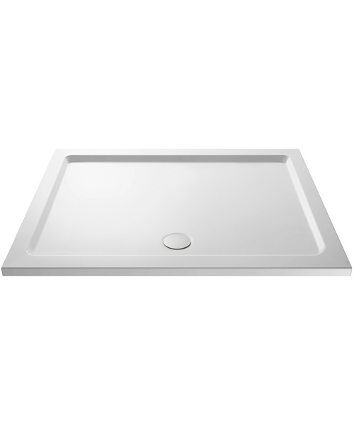 Premier Pearlstone 1400 x 700mm Rectangular Shower Tray