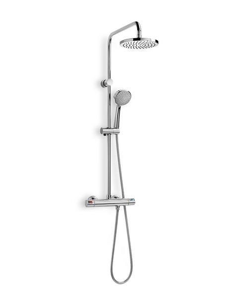 Roca Victoria T Thermostatic Shower Set