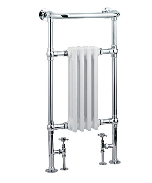 Beo Royal 540 x 965mm Heated Towel Rail