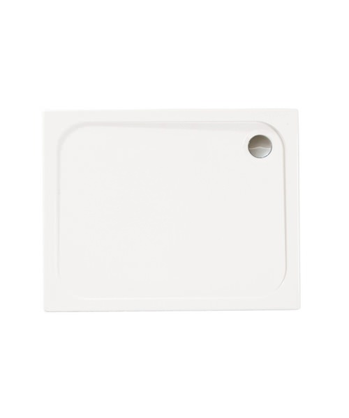 Merlyn Mstone Rectangular Shower Tray With Waste - W 1700 x D 800mm