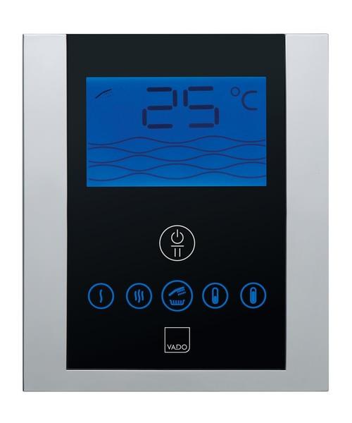 Vado Identity Digital Control Thermostatic Shower Valve With Diverter