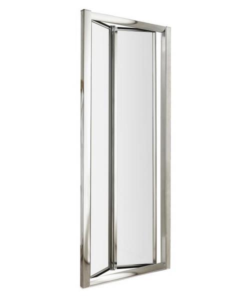 Beo framed bi fold shower door 1000mm for 1000 bifold shower door