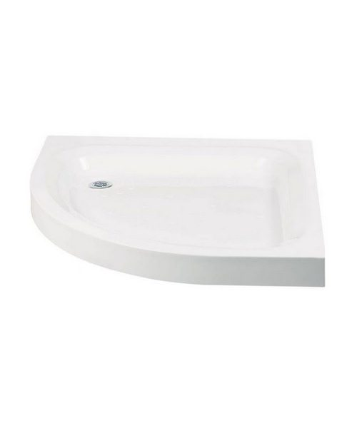 Kudos Concept 2 Low Profile Quadrant Shower Tray 900mm