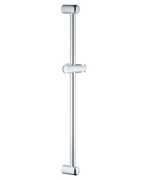 Grohe New Tempesta Shower Bar 600mm With Glider and Swivel Holder