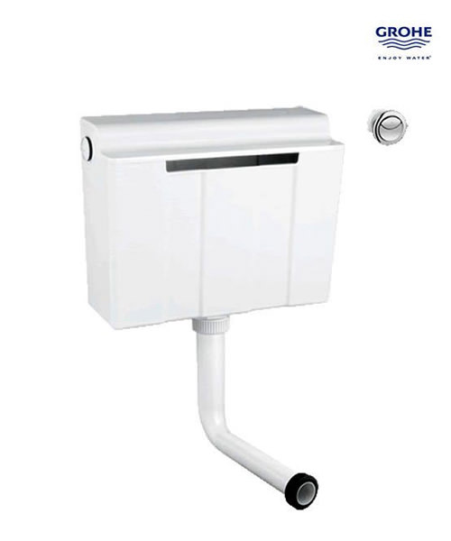 Grohe Dual Flush Concealed Cistern