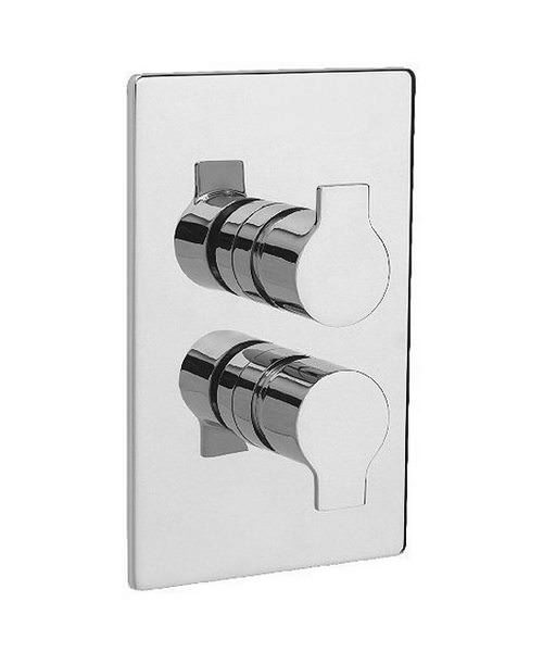 Tre Mercati Ora Concealed Thermostatic Shower Valve With 2 Way Diverter