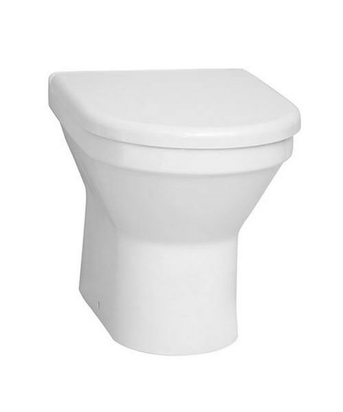 VitrA S50 Back To Wall WC Pan