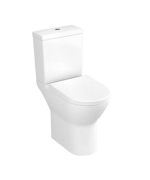 vitra  comfort height close coupled wc  cistern